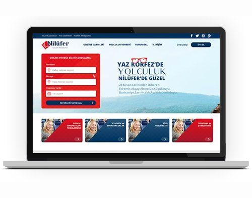 Yenilikçi Tasarımıyla, Yeni Web Sitemiz Yayında!